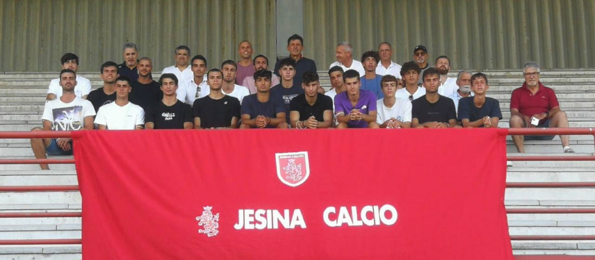 Jesina Calcio Prima Squadra